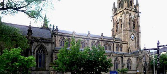 Minster Church of St John, Preston