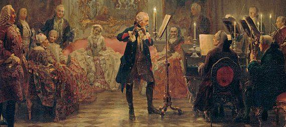 Baroque music image