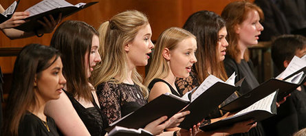 Chetham's Chamber Choir