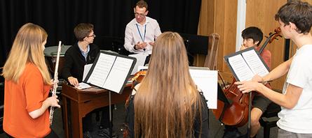 Chetham's Sixth Form Music Ensemble