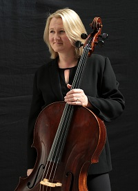 Jen Langridge cello
