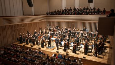 The Stoller Hall Royal Gala Opening