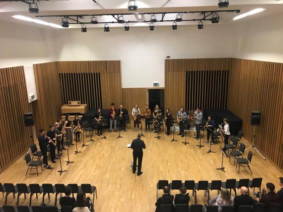 Chetham's Saxophone day 2019